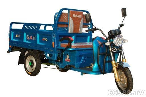 爱佳银丰路霸1.5米-2号(龙暴减震)电动三轮车