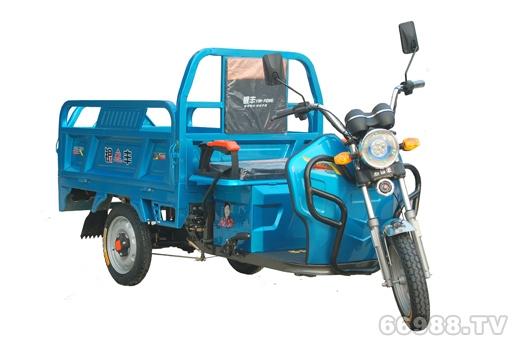 爱佳银丰路威1.35米电动三轮车