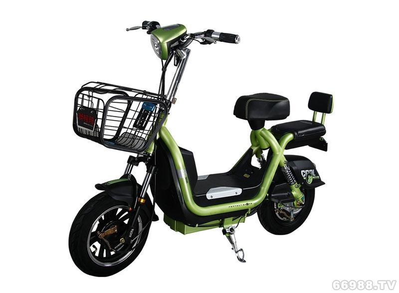 澳柯玛捷豹北莱茵U121E-K电动车