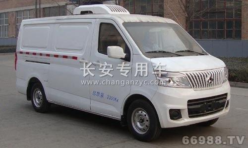 长安睿行SC5023XLCA5型冷藏车