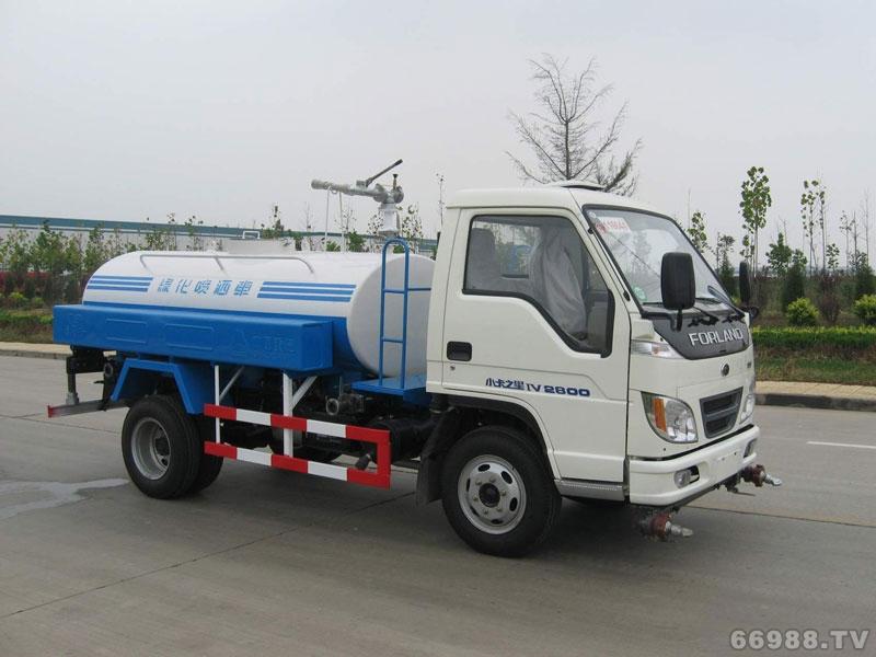 JYJ5040GPS绿化喷洒车