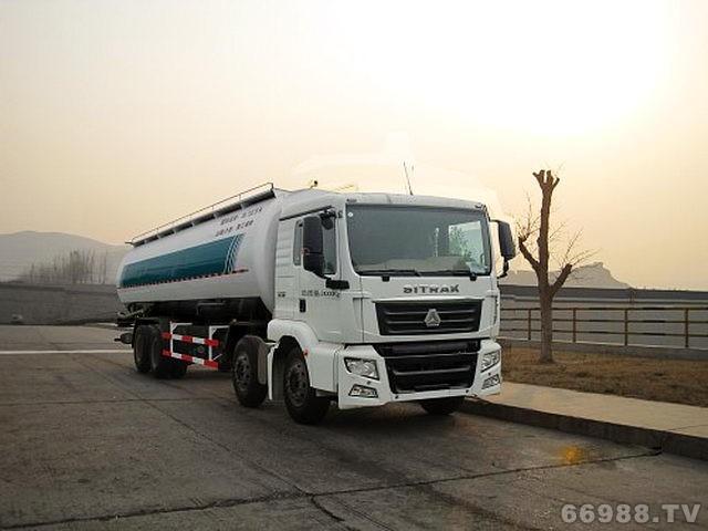 JYJ5316GFLD1低密度粉粒物料运输车