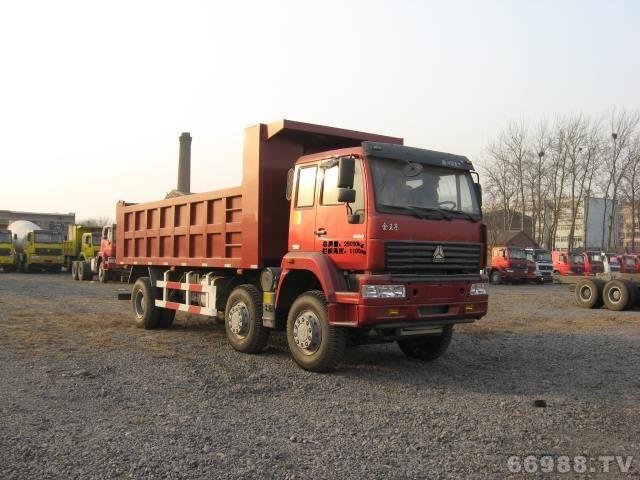 JYJ3251C自卸车