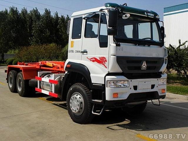 JYJ5251ZXXD车厢可卸式垃圾车