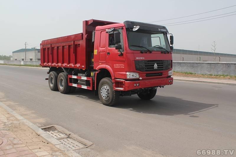 JYJ5257ZLJ4自卸式垃圾车