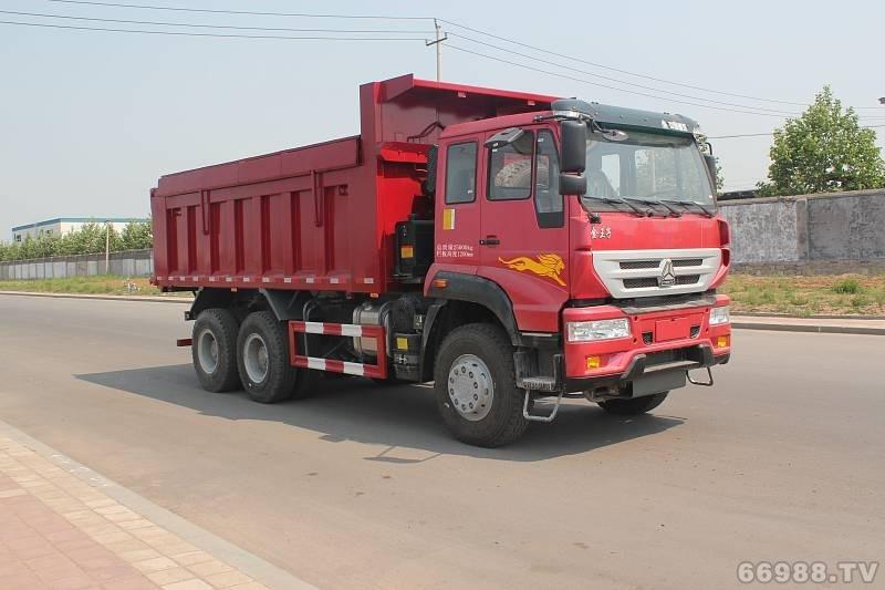 JYJ5251ZLJ4自卸式垃圾车