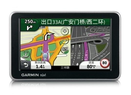 garmin2565r车载导航仪让你找到正确的方向