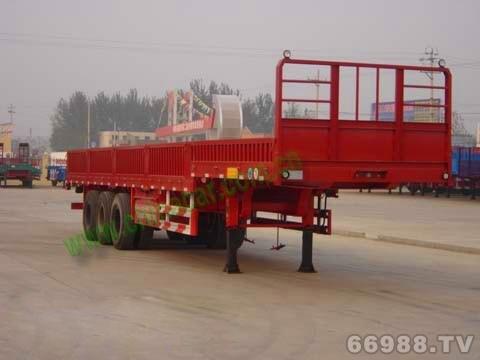 华驰泰骋 13米 31.8吨 3轴 半挂车 LHT9400