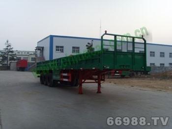 华驰泰骋 13米 28吨 3轴 半挂车 LHT9350