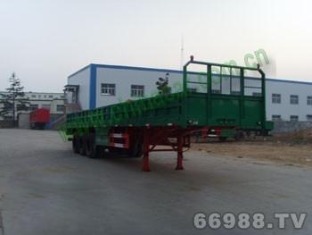 华驰泰骋 12.5米 33.5吨 3轴 半挂车 LHT9405