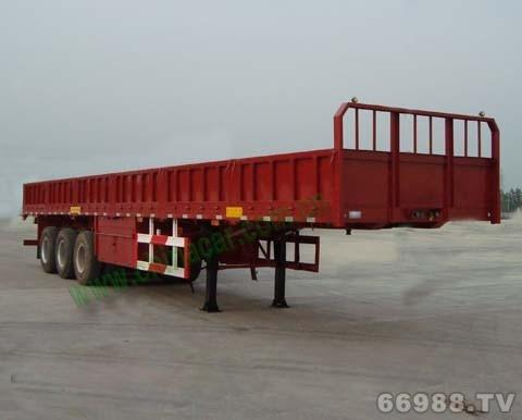 华驰泰骋 11.5米 34吨 3轴 半挂车 LHT9408