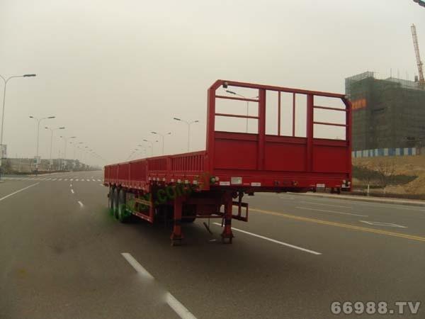 华驰泰骋 12.5米 33.4吨 3轴 半挂车 LHT9404