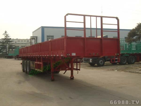 华驰泰骋 12.5米 34.5吨 3轴 半挂车 LHT9406