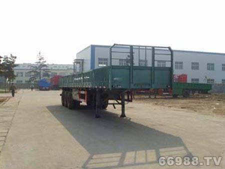 华驰泰骋 12米 33吨 3轴 半挂车 LHT9401