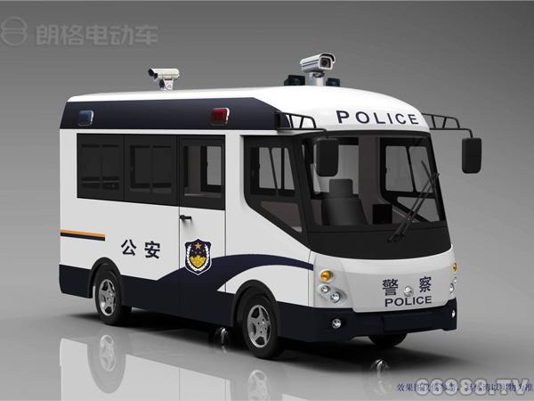 朗格移动警务室E05-JT