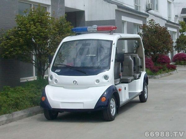朗格熊猫8座警车M08-J
