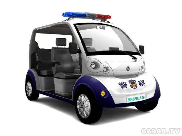 朗格熊猫5座警车M05-J