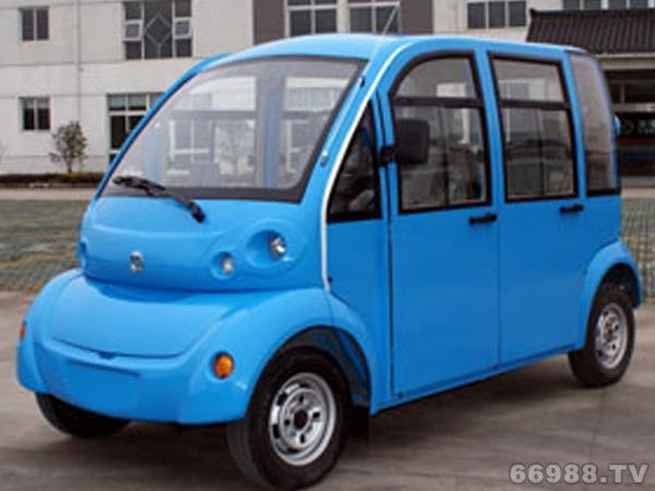 朗格熊猫5座带门观光车M05-M
