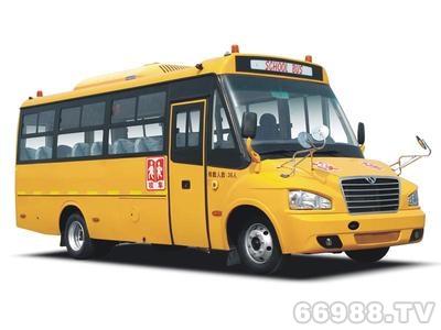 SLG6660XC4Z型31座专用小学生校车