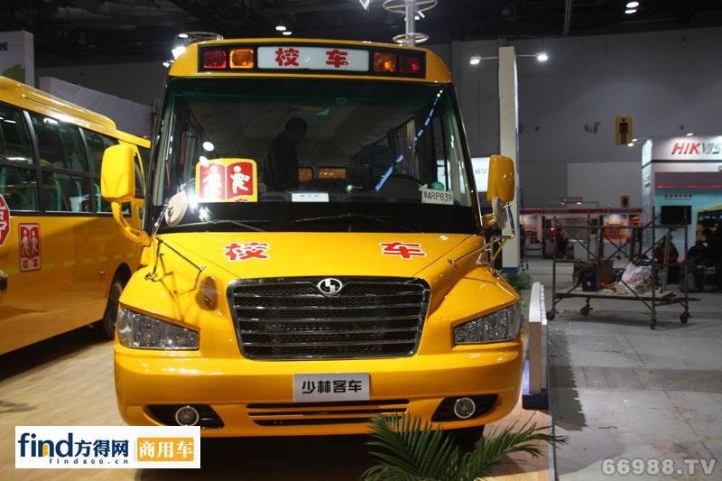 少林牌SLG6800XC4Z型小学生专用校车