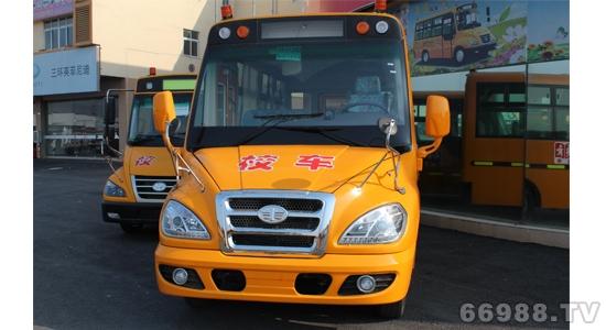 CA6560PFD81N型19座幼儿专用校车