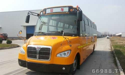楚风牌HQG6900EXC4型小学生专用校车