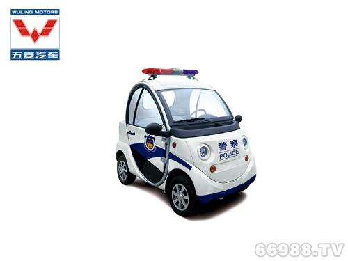 五菱C1电动警务巡逻车