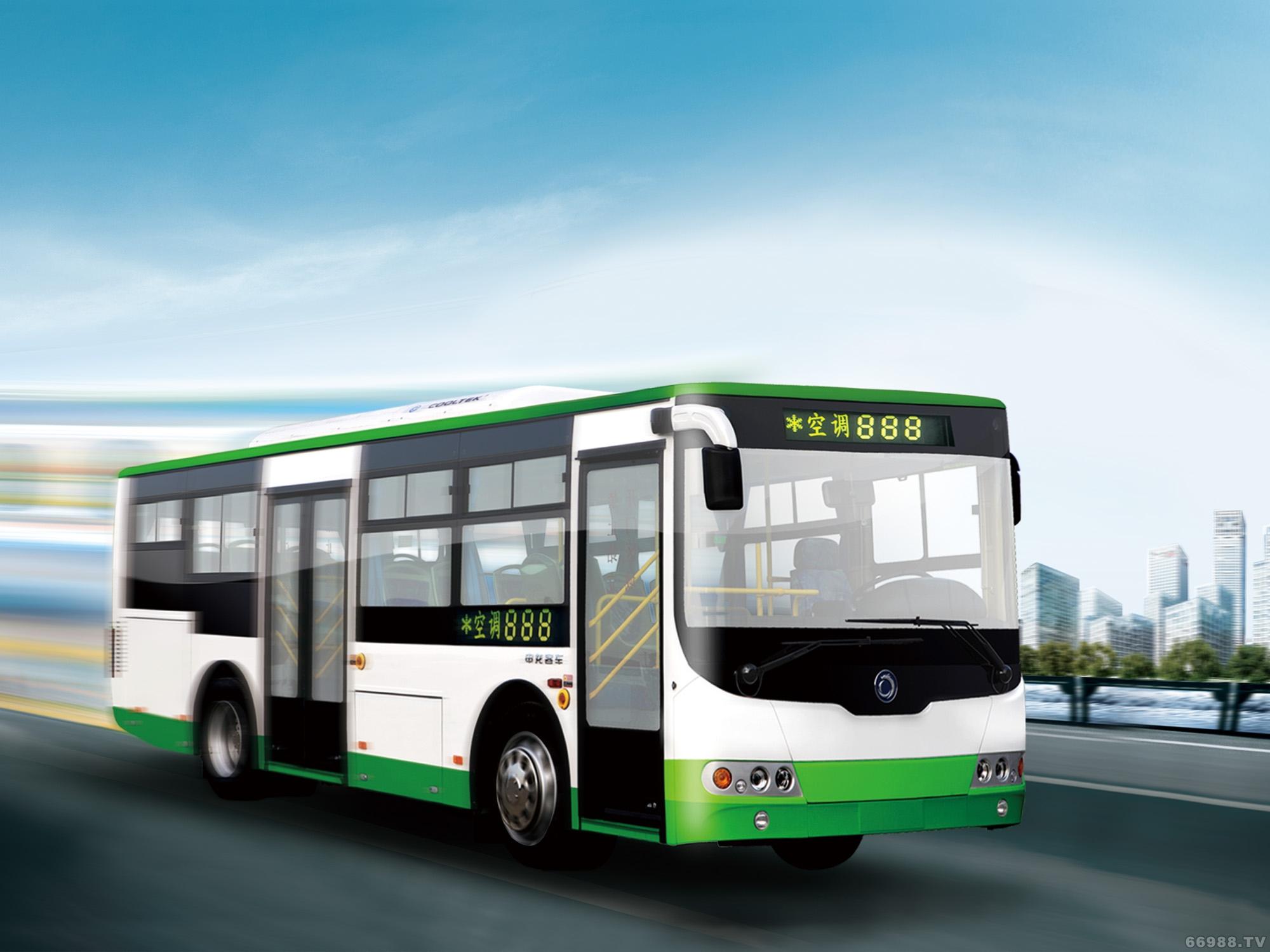 申龙城市公交SLK6855