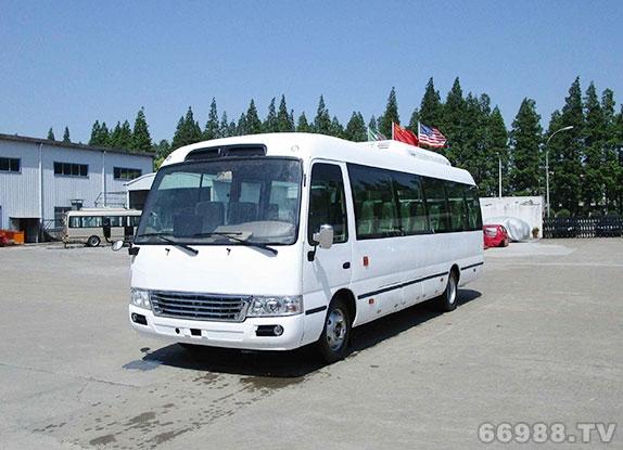 益茂ZQK6810EV纯电动客车