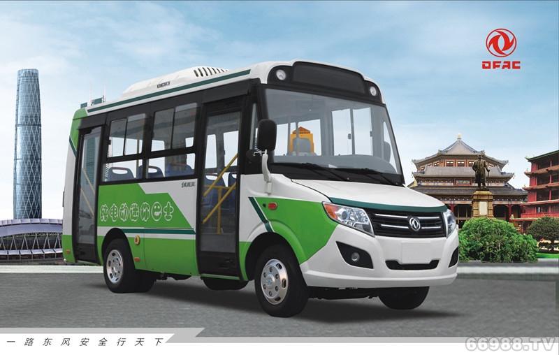 东风6米公交车