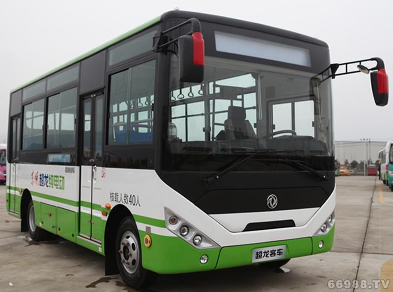 东风6.7米公交车
