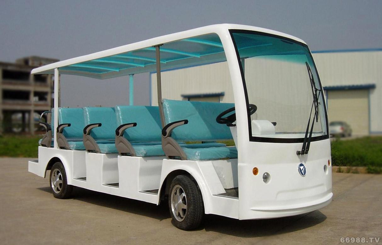 泰汽电动观光车Ⅱ