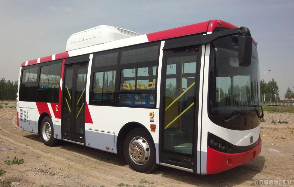 唐山飞翼系列SK6850NGE5公交车