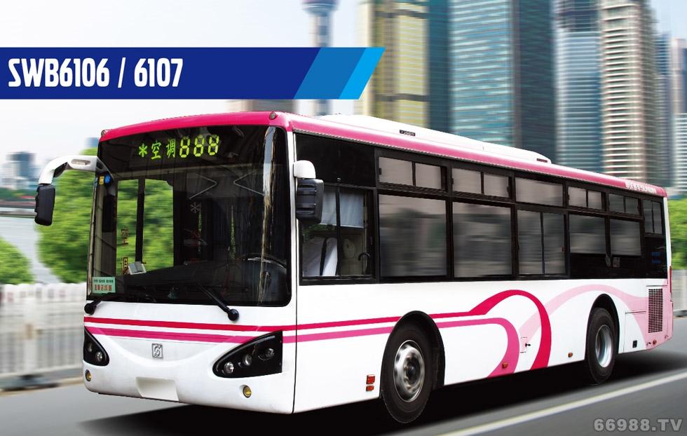 唐山申沃系列SWB6106_6107公交车