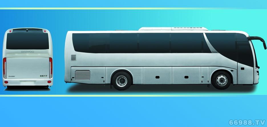 大宇GL6118HS客车