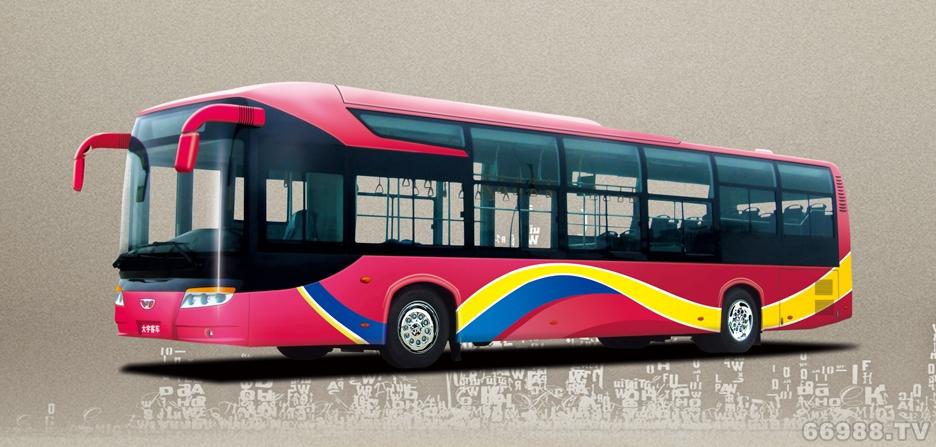 大宇GDW6107HGD公交车