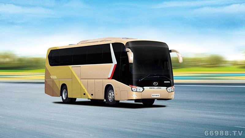金龙XMQ6129HYBEVL新能源客车
