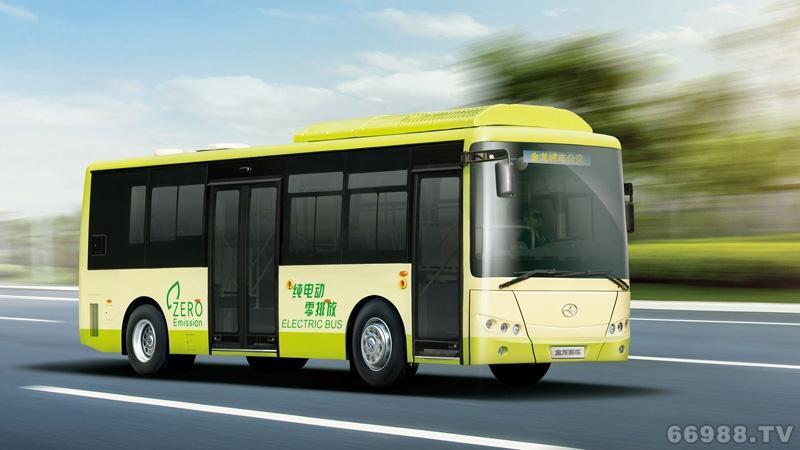 金龙绿动先锋XMQ6811AGBEV纯电动公交