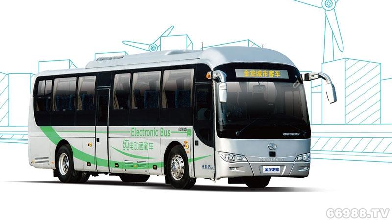 金龙XMQ6110BCBEV新能源客车