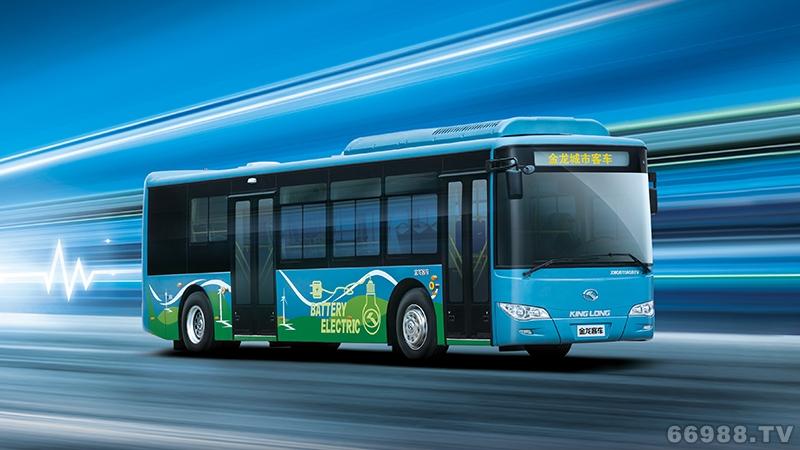 金龙XMQ6111AGBEV1新能源客车