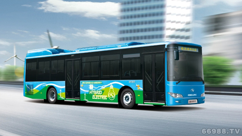 金龙XMQ6127/XMQ6119/XMQ6106新能源客车