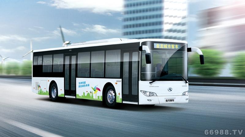 金龙XMQ6106AGHEV1新能源客车