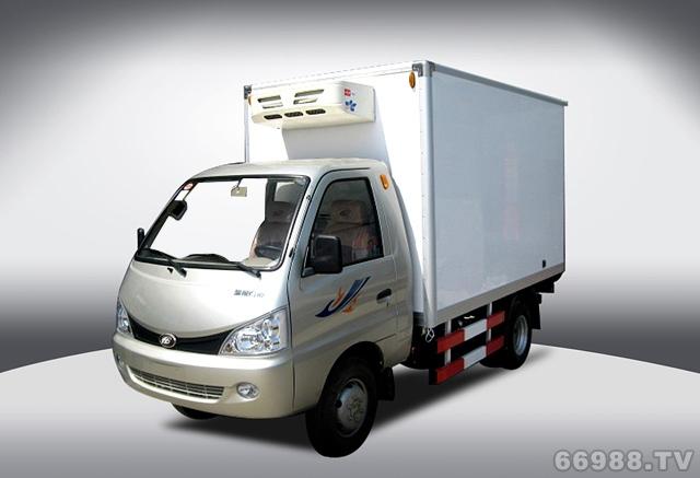 黑豹1027系列冷藏车