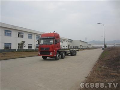 豪曼8×4系列载货车