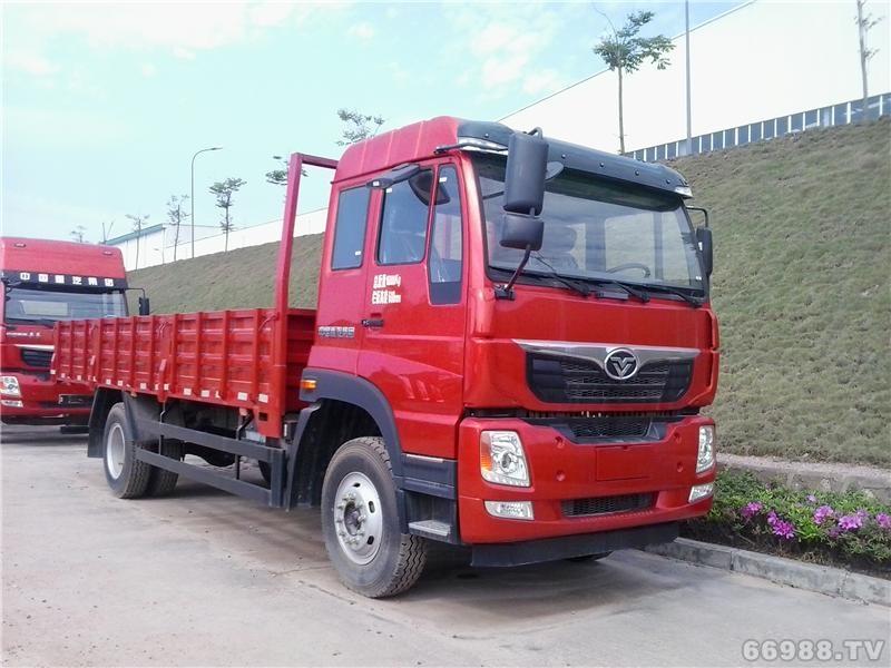 豪曼4×2系列载货车