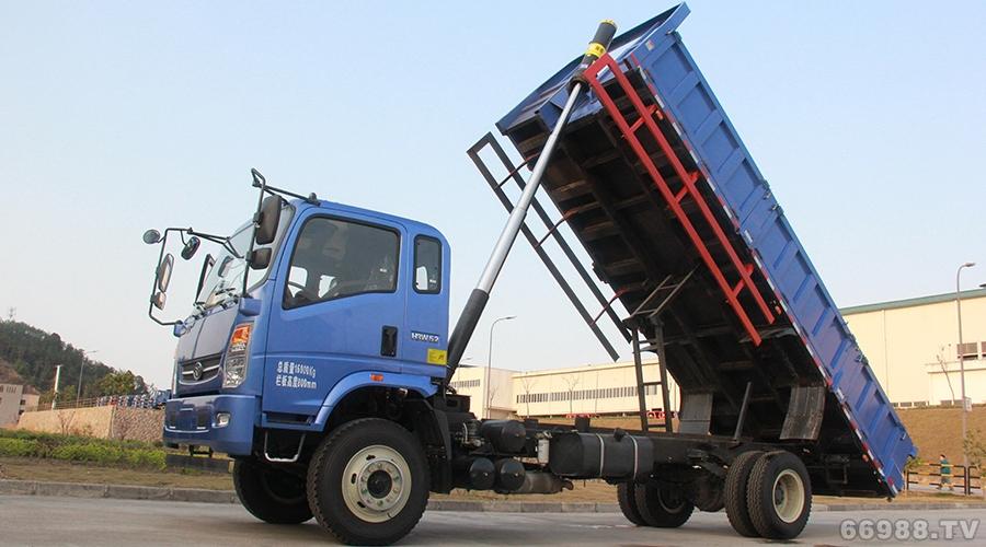 豪曼运输型自卸车(3800/3900轴距)