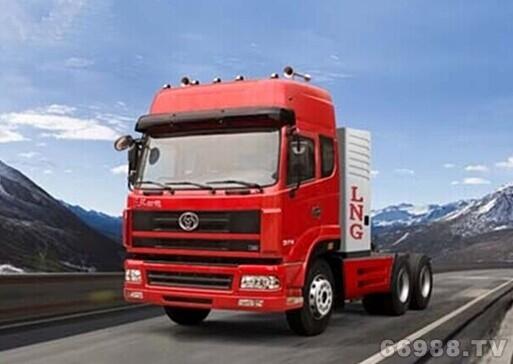 国Ⅳ 6×4 LNG燃气 STQ4252L10N5S4型牵引汽车