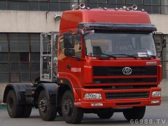 国Ⅳ 6×2 LNG燃气 STQ4251L7Y10D4型牵引汽车