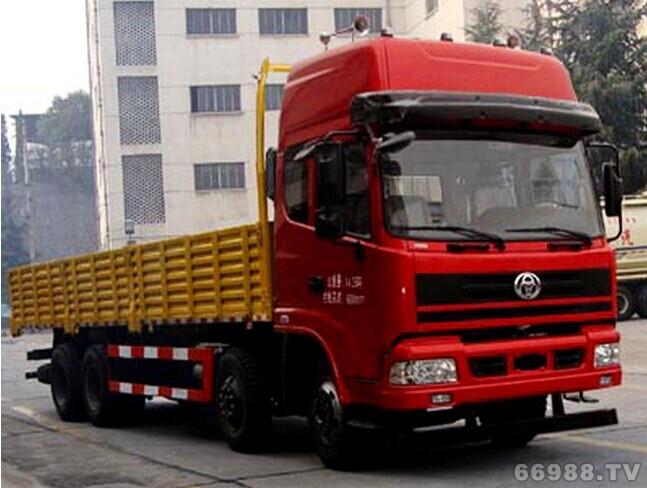 8×4御龙 9.6 × 2.95,2.4米货厢—STQ1318L9T6B4型载货汽车