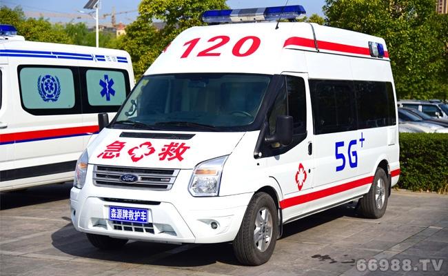 救护车厂家直销价格 精品救护车生产厂家